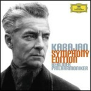 CD Karajan Symphony Edition
