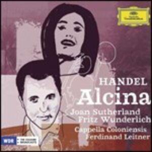 CD Alcina di Georg Friedrich Händel