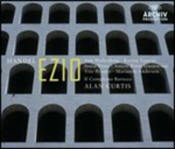 CD Ezio di Georg Friedrich Händel