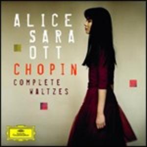 CD Valzer completi di Fryderyk Franciszek Chopin