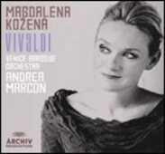 CD Arie da opere e da oratori Antonio Vivaldi Magdalena Kozena Venice Baroque Orchestra