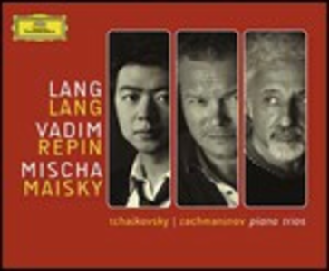 CD Trii con pianoforte Sergei Vasilevich Rachmaninov , Pyotr Il'yich Tchaikovsky