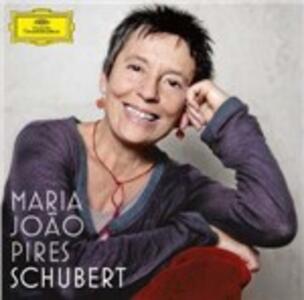 Sonate per pianoforte D845, D962 - CD Audio di Franz Schubert,Maria Joao Pires