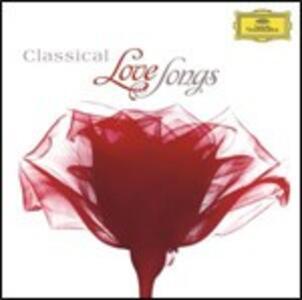 Classical Love Songs - CD Audio