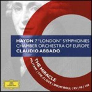 CD Le sinfonie londinesi di Franz Joseph Haydn