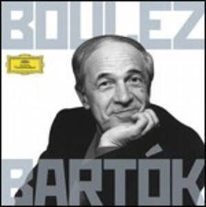 Le registrazioni complete - CD Audio di Pierre Boulez,Bela Bartok