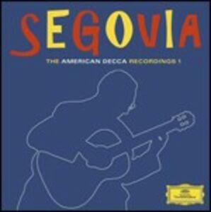 CD The American Decca Recordings 1