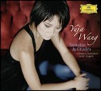 CD Sonate - Studi Fryderyk Franciszek Chopin , Franz Liszt , Alexander Nikolayevich Scriabin , György Ligeti