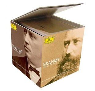 CD Complete Brahms Edition di Johannes Brahms