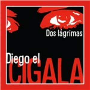 CD Dos lagrimas di Diego El Cigala