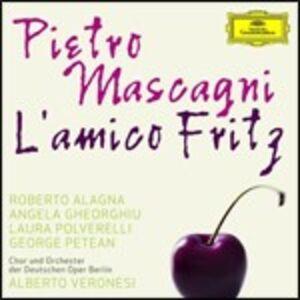 Foto Cover di L'amico Fritz, CD di AA.VV prodotto da Deutsche Grammophon