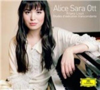 Foto Cover di Studi d'esecuzione trascendentale, CD di Franz Liszt,Alice Sara Ott, prodotto da Deutsche Grammophon