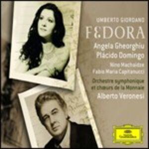 CD Fedora di Umberto Giordano