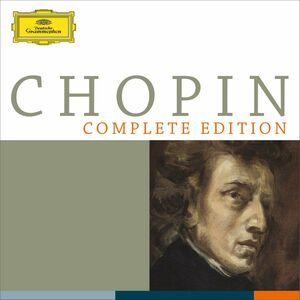 CD Complete Edition di Fryderyk Franciszek Chopin