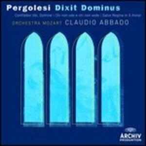 Foto Cover di Dixit Dominus - Confitebor - Tibi Domine - Chi non ode e chi non vede - Salve Regina, CD di AA.VV prodotto da Archiv