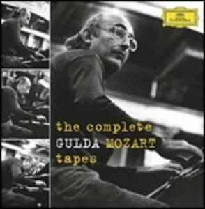 The Complete Mozart Tapes - CD Audio di Wolfgang Amadeus Mozart,Friedrich Gulda