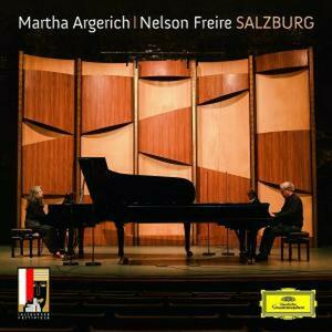 Live in Salzburg - CD Audio di Martha Argerich,Nelson Freire