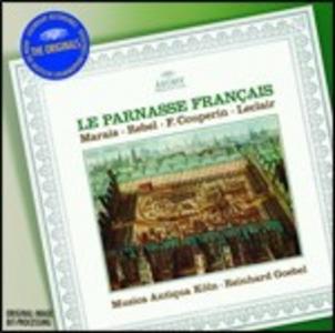CD Le Parnasse Français