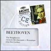 CD Sinfonie complete Ludwig van Beethoven John Eliot Gardiner Orchestre Révolutionnaire et Romantique