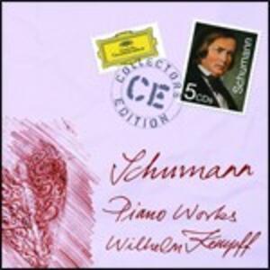 Musica per pianoforte - CD Audio di Robert Schumann,Wilhelm Kempff