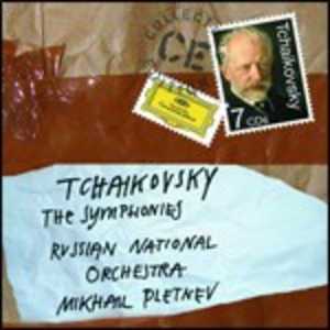 CD Sinfonie complete - Manfred - Poemi sinfonici di Pyotr Il'yich Tchaikovsky