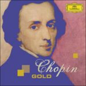 CD Chopin Gold di Fryderyk Franciszek Chopin