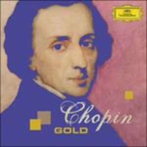 CD Chopin Gold di Fryderyk Franciszek Chopin