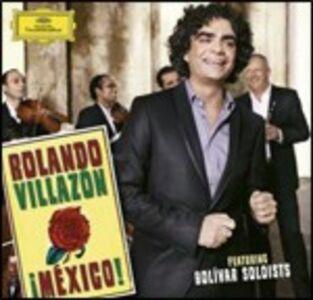 Foto Cover di Mexico!, CD di Rolando Villazon,Bolivar Soloists, prodotto da Deutsche Grammophon