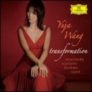 CD Transformation Johannes Brahms , Maurice Ravel , Domenico Scarlatti , Igor Stravinsky