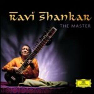 CD The Master di Ravi Shankar
