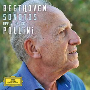 Sonate per pianoforte op.7, op.14, op.22 - CD Audio di Ludwig van Beethoven,Maurizio Pollini