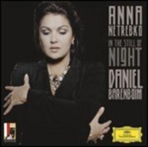 Foto Cover di In the Still of the Night, CD di Anna Netrebko,Daniel Barenboim, prodotto da Deutsche Grammophon