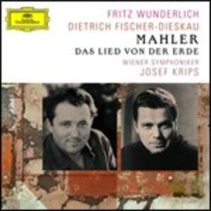 CD Il canto della terra (Das Lied von der Erde) di Gustav Mahler