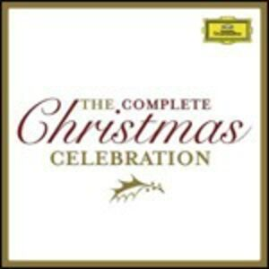 CD The Complete Christmas Celebration