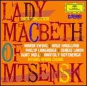 CD Lady Macbeth Dmitri Shostakovich Myung-Whun Chung Kurt Moll
