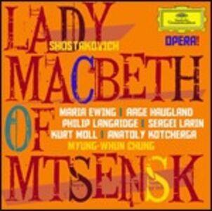 CD Lady Macbeth di Dmitri Shostakovich