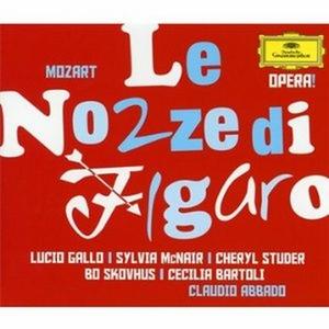 CD Le nozze di Figaro di Wolfgang Amadeus Mozart