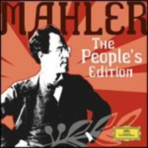 CD The People's Edition di Gustav Mahler