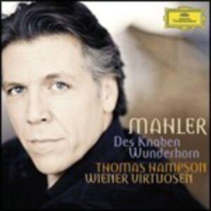 Foto Cover di Des Knaben Wunderhorn, CD di AA.VV prodotto da Deutsche Grammophon