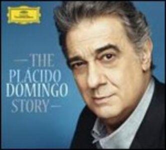 CD The Placido Domingo Story