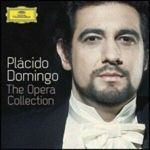 CD Domingo. The Opera Collection