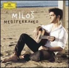 Mediterraneo - CD Audio + DVD di Milos Karadaglic