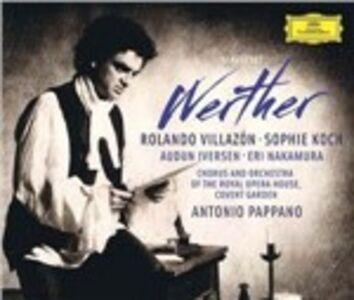 CD Werther di Jules Massenet