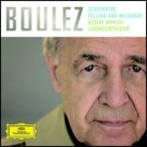 Foto Cover di Pelleas und Melisande / Preludio Atto I da Tristano e Isotta, CD di AA.VV prodotto da Deutsche Grammophon