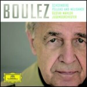 CD Pelleas und Melisande / Preludio Atto I da Tristano e Isotta Arnold Schönberg , Richard Wagner
