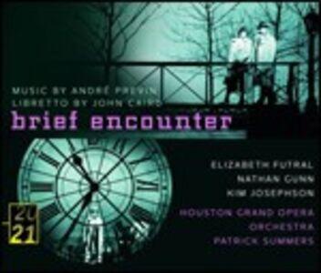 CD Brief Encounter di André Previn