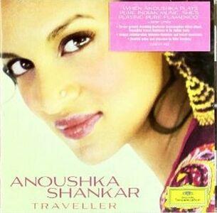 CD Traveller di Anoushka Shankar