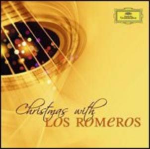 CD Christmas with Los Romeros