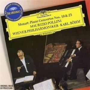 CD Concerti per pianoforte n.19, n.23 di Wolfgang Amadeus Mozart