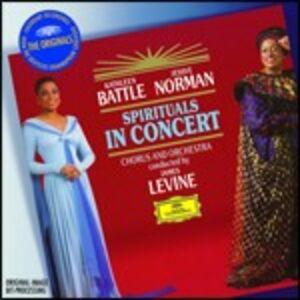 CD Spirituals in Concert